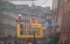 Severe disruptions on Luas Green Line due to technical fault on overhead power lines