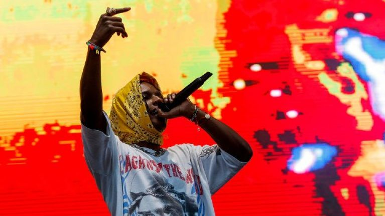A$AP Rocky officially charged with assault