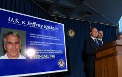 Jeffrey Epstein put $577m into a trust fund fortune days before death