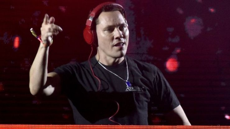Tiësto did a hardstyle version of 'Zombie' and it's the worst thing to ever happen