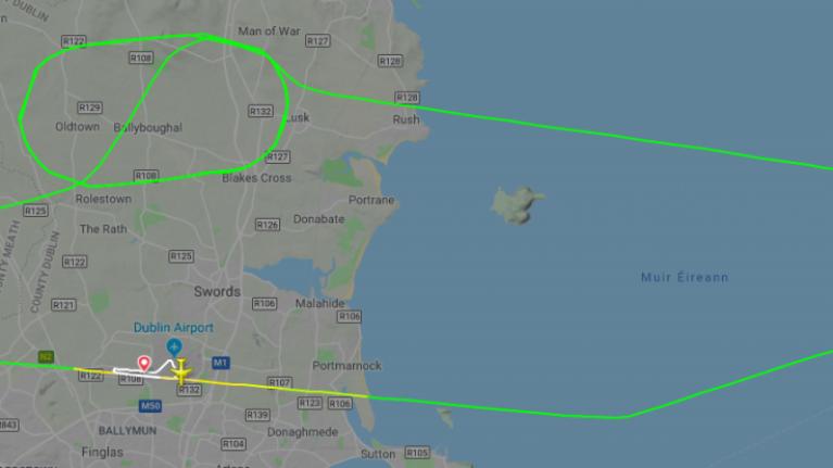 Aer Lingus flight forced to make emergency landing at Dublin after bird strike