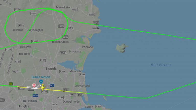 Aer Lingus flight forced to make emergency landing at Dublin after bird strike