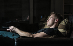 Binge watching TV shows late at night can lower your sperm count