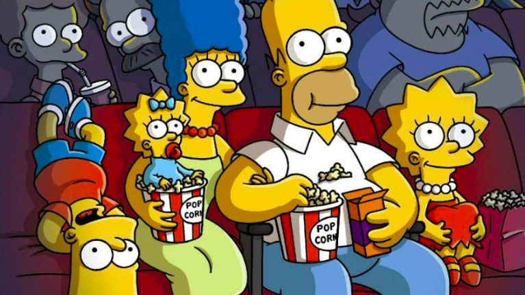 Matt Groening thinks a sequel to The Simpsons Movie will happen