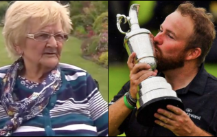 WATCH: RTÉ's interview with Shane Lowry's granny is absolutely wonderful