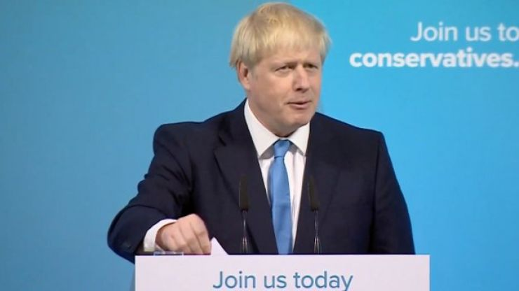 OFFICIAL: Boris Johnson named as new UK Prime Minister