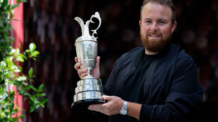 Shane Lowry crowned RTÉ Sportsperson of the Year