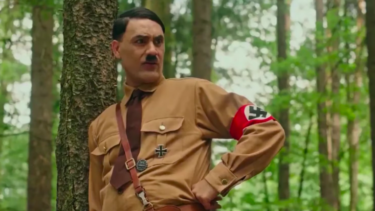 #TRAILERCHEST: It's time to take the mickey out of Hitler in Taika Waititi's WW2 satire Jojo Rabbit