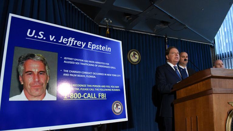 Surviving Jeffrey Epstein documentary series to follow up