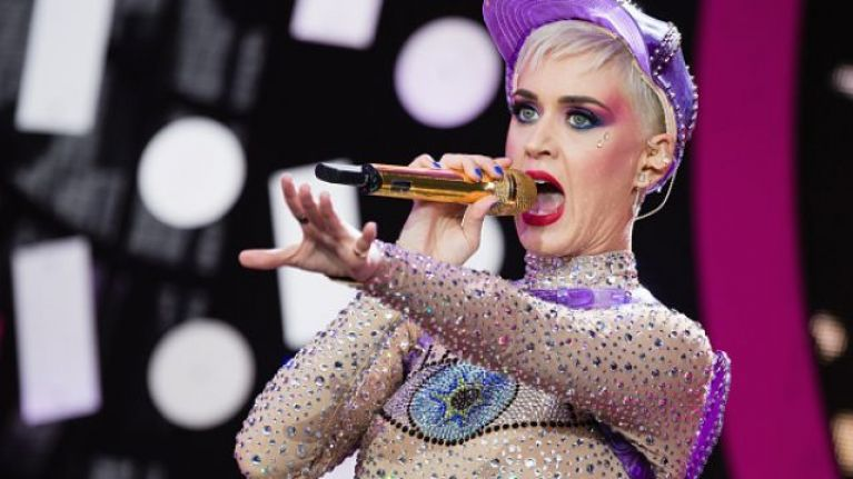 Katy Perry copied hit song from Christian rapper, court rules