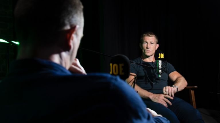 Jerry Flannery discusses why he stepped away from Munster
