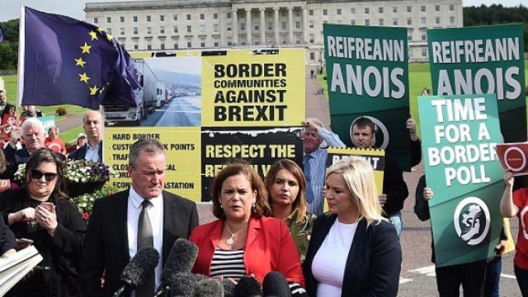 "Mary Lou McDonald tells Boris Johnson ""the Irish people will not be bullied by his bluster"""