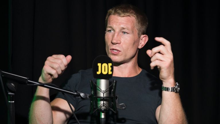 """""""I had a little penknife with me"""" - Jerry Flannery sums up his competitiveness with story from his school days"""