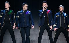 Irish cinemas will be hosting a Westlife singalong with footage from their Croke Park gig