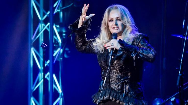 Bonnie Tyler to headline Throwback Stage at Electric Picnic