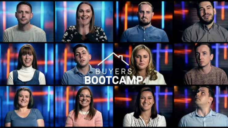 Are you a house-buying virgin? Buyers Bootcamp is the show to watch