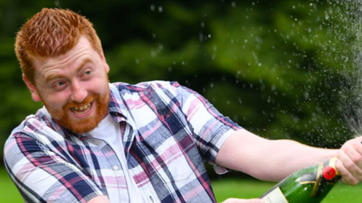 Irish man scoops £10,000 each month for next 30 years in UK lotto