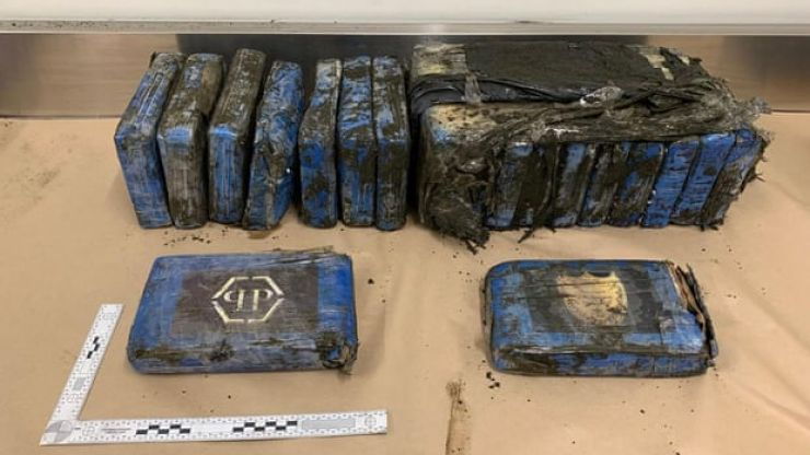 Cocaine worth €1.7 million washes up on New Zealand beach