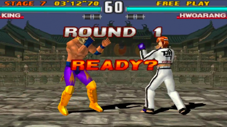 What your choice of Tekken 3 character says about you
