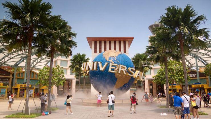 Universal Studios announce plans to build brand new theme park