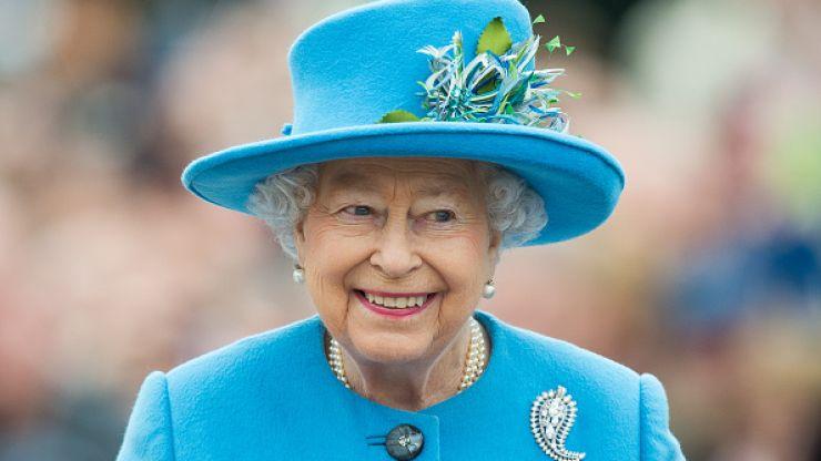 The Queen appealing for volunteers to weed the garden of her Sandringham Estate