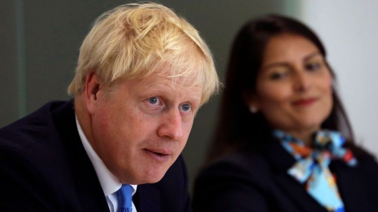 Boris Johnson given two week deadline from the EU to solve Brexit impasse