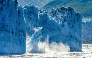 WATCH: Greenland's ice sheet just lost 11 billion tons of ice in one day