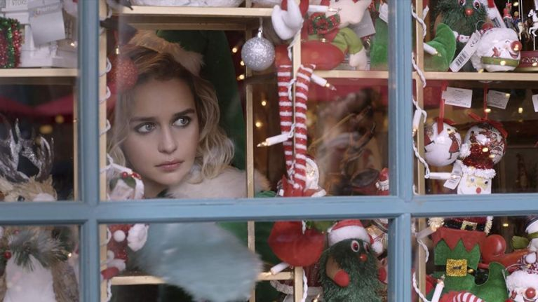 Emilia Clarke's new movie is about to be your new favourite Christmas movie of all time