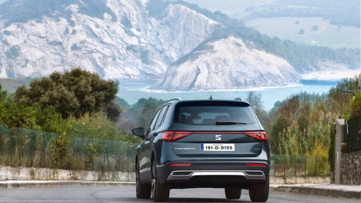 Everything you need to know about the brand-new SEAT Tarraco SUV