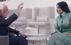 WATCH: Cardi B interview Bernie Sanders about American politics in a nail salon