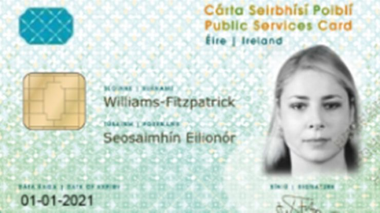 Investigation finds Public Services Card in breach of data protection laws