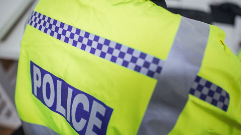 10 arrested after English policeman killed on duty
