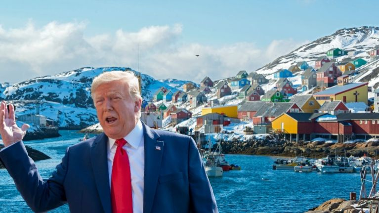 """Greenland is not for sale"" - The reaction in Denmark and Greenland to Trump's interest"