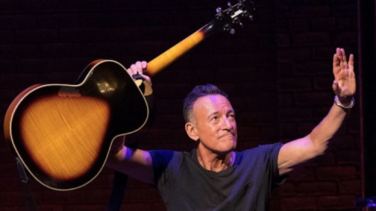 A new documentary about Bruce Springsteen will be released in cinemas