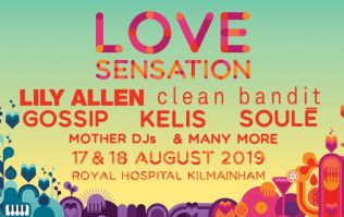 Love Sensation announce that Gossip will no longer perform on Sunday due to injury