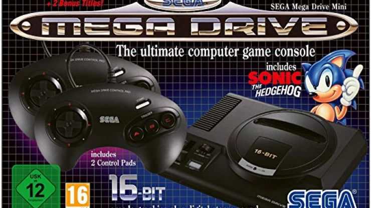 WATCH: The launch trailer for the Sega Mega Drive Mini is a massive rush of nostalgia