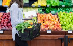 Aldi ban all non-detectable black plastic trays from fruit and veg range