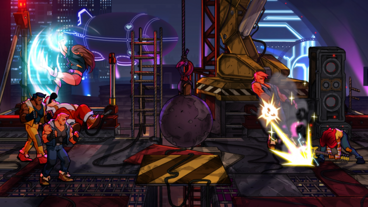 WATCH: New trailer for Streets Of Rage 4 confirms it is coming to PS4