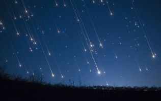 One of the best meteor showers of the year set to peak in the skies tonight