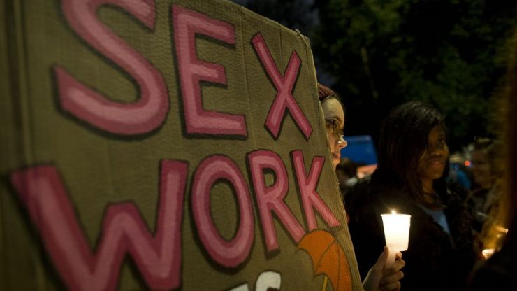 """""""Difficult cases"""" of sex workers jailed for living together must be reviewed, government warned"""