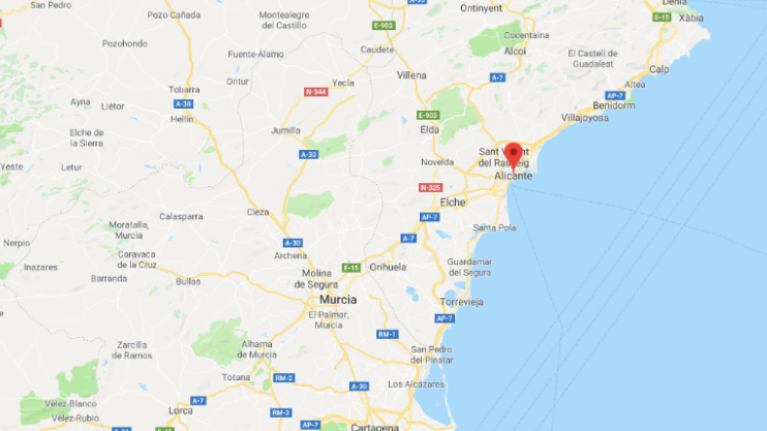Irish boy critically ill after being discovered in pool in Spain