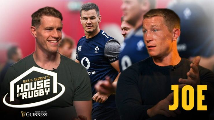 House of Rugby: No point hiding Sexton if we want fast World Cup start