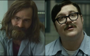 Mindhunter star says the portrayal of Charles Manson in Season 2 is as good as Edmund Kemper
