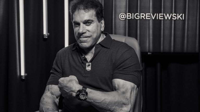 WATCH: Lou Ferrigno chats about the time Michael Jackson taught him how to moonwalk