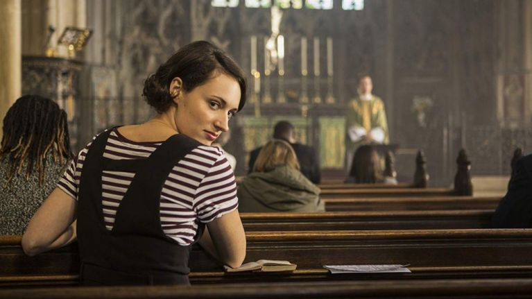 Irish cinemas will be showing a live performance of Fleabag with the show's star