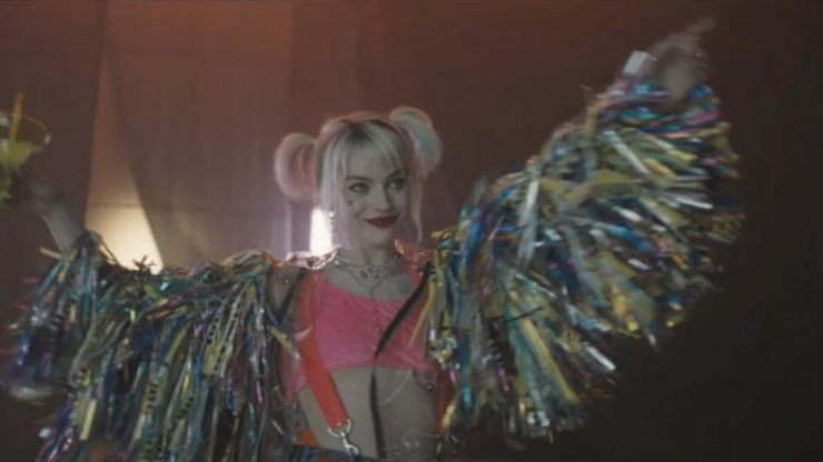 WATCH: The first trailer for Birds of Prey, the new Harley Quinn movie, is here