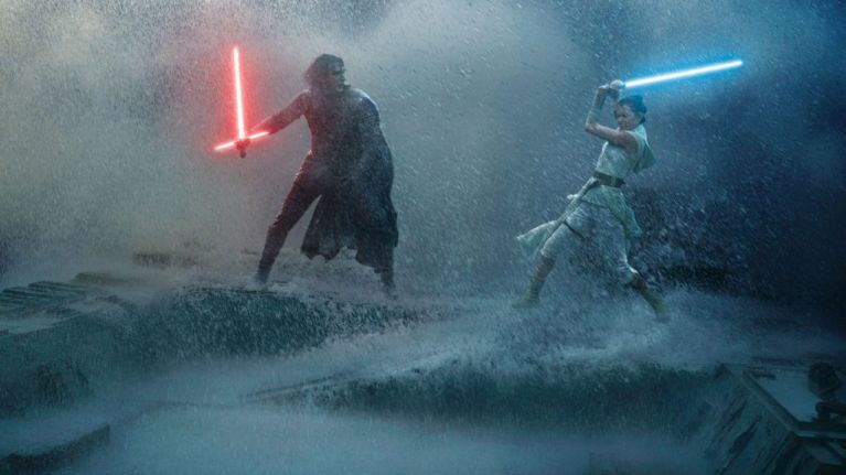 A terminally ill fan has got to see Rise of Skywalker before its release