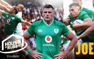 """House of Rugby - Ireland pummelled by English bullies and """"scapegoat"""" Jacob Stockdale"""