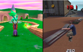 QUIZ: Tell us the name of these PS1 games from their screenshots