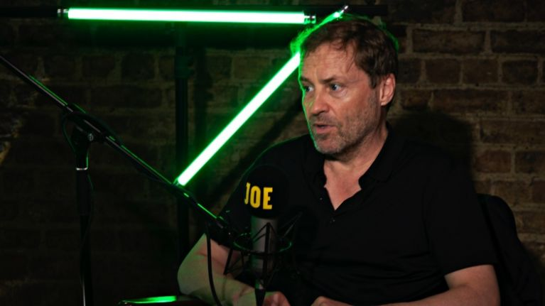 Ardal O'Hanlon on how he struggled to handle fame following early Father Ted success